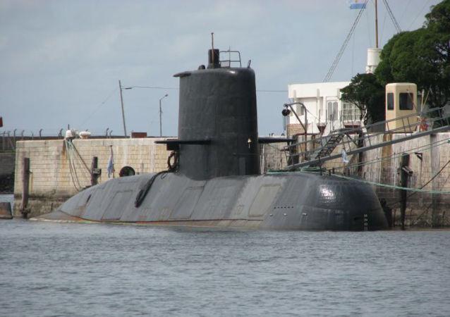 Argentinská ponorka San Juan