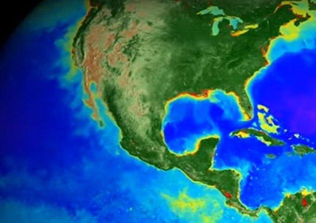 NASA ukázala na videu změny Země za 20 let