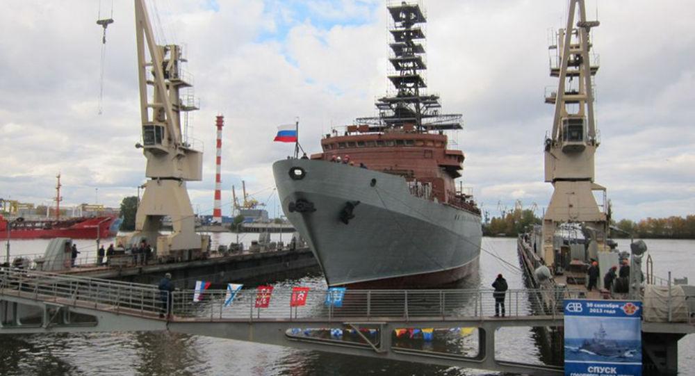 Průzkumná loď projektu 18280 Jurij Ivanov