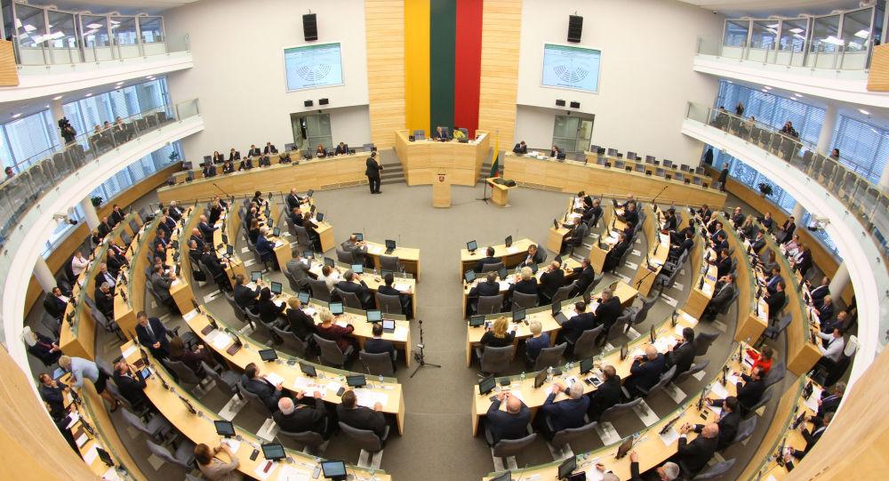 Litevský parlament