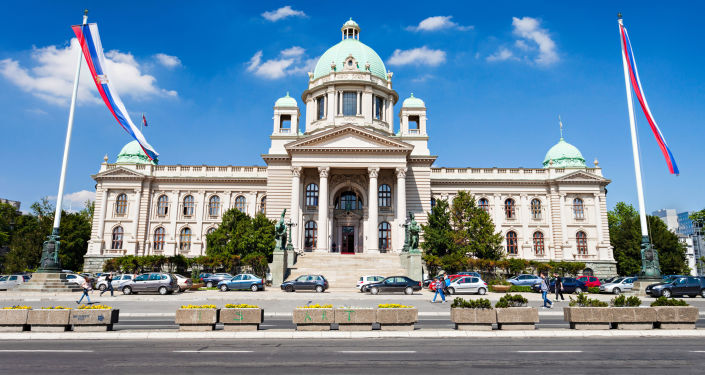 Skupština (parlamentu Srbska)