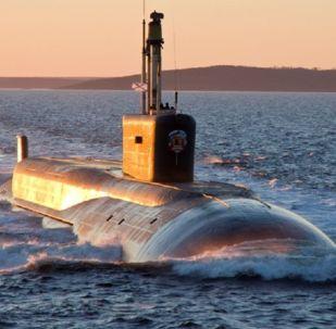 Ponorka Kníže Požarskij třídy Borej