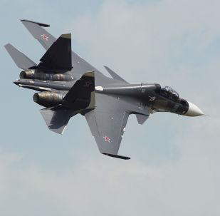 Stíhačka Su-30SM
