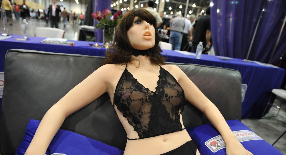 První sexuální figurína s umělou inteligencí Samantha