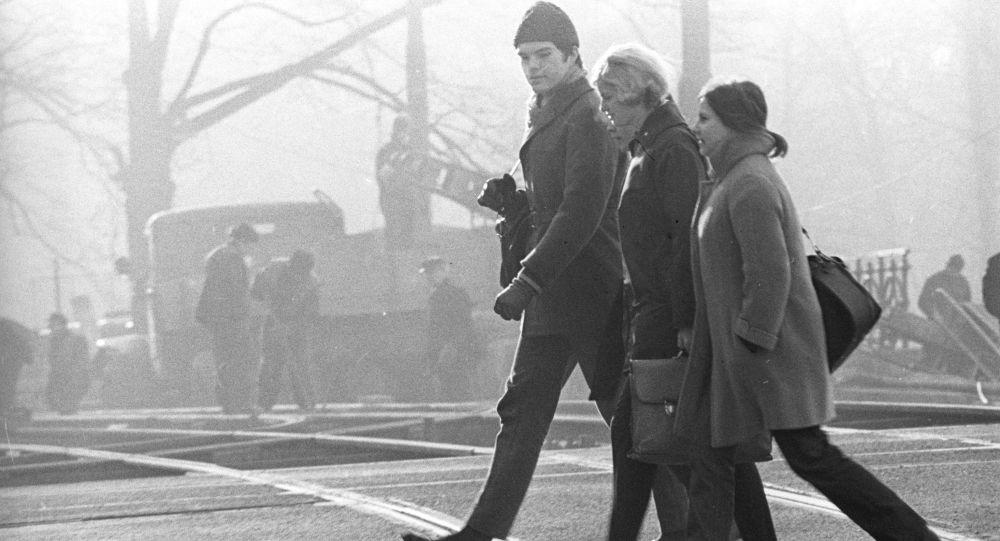 В Чехословакии, 1968 год