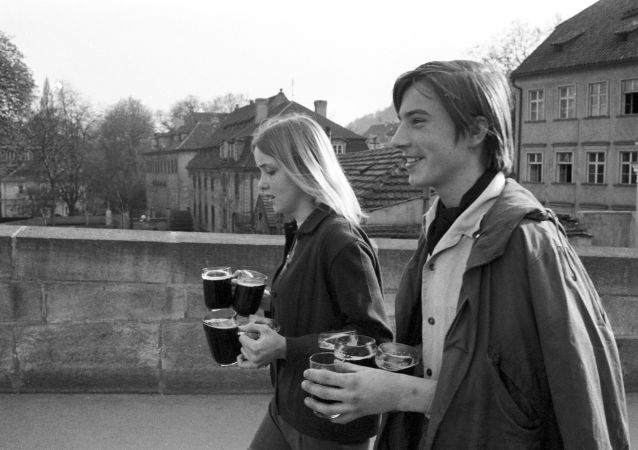 Ilustrační foto, Praha 1969 rok.