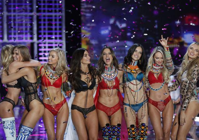 Modelky značky Victoria's Secret
