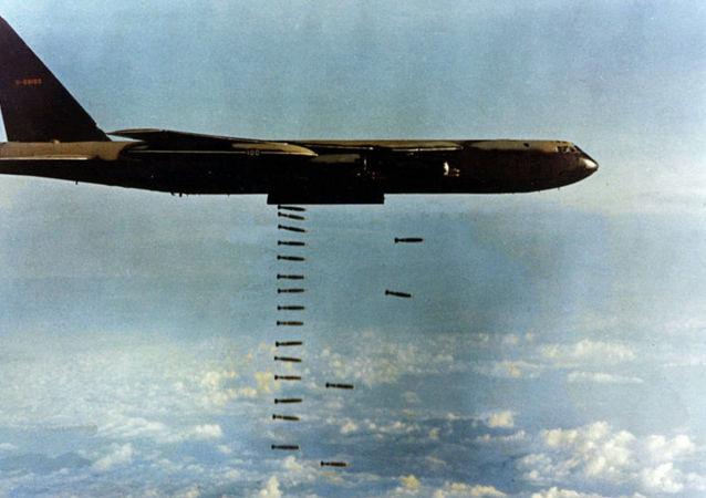 Bombardování během valky ve Vietnamu