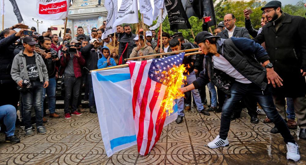 Protestujicí