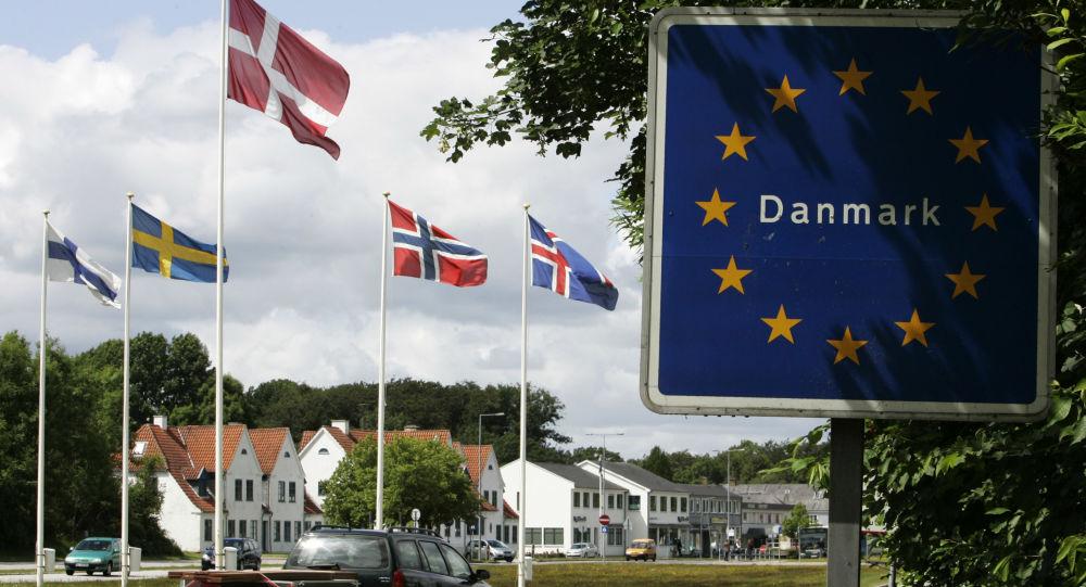 Hranice mezi Německem a Dánskem