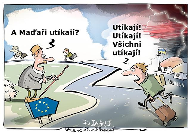 Ukrajinské evropské hodnoty...