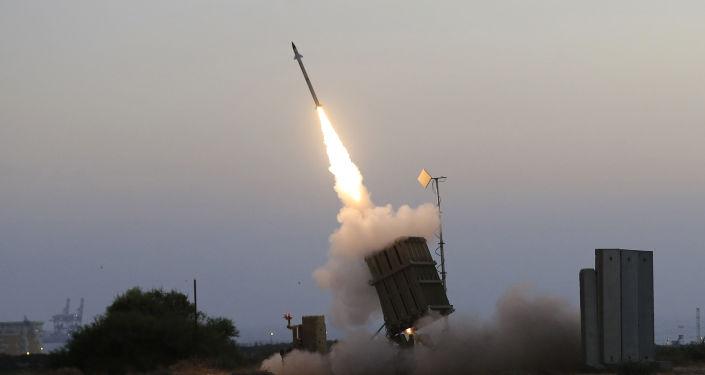 Systém protivzdušné obrany Iron Dome (Železná kopule)