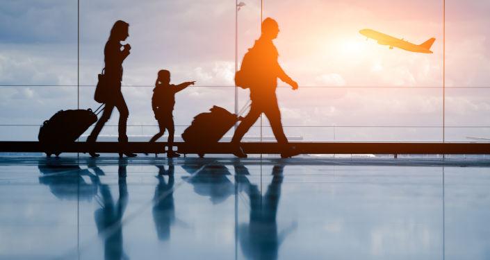 Rodina z zavazadly