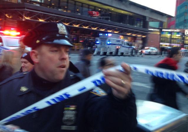 Policie v New Yorku