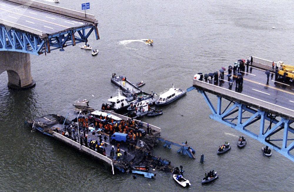 Zřícený most v Soulu, 1994