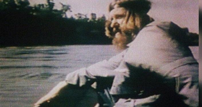 Slavný cestovatel Koňuchov slaví 66 let