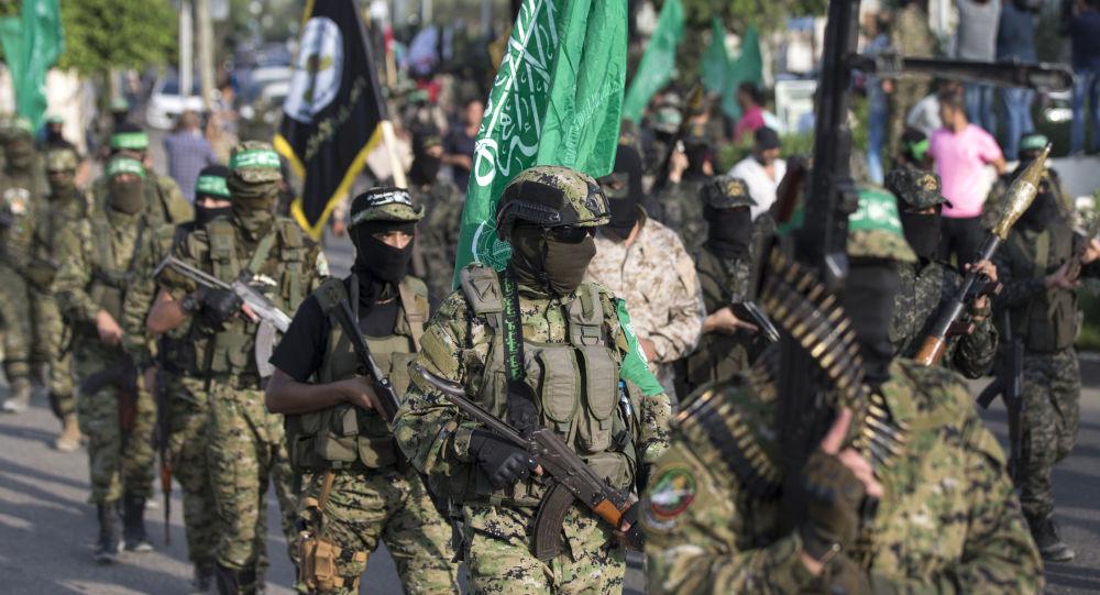 Hnutí Hamás v Palestině