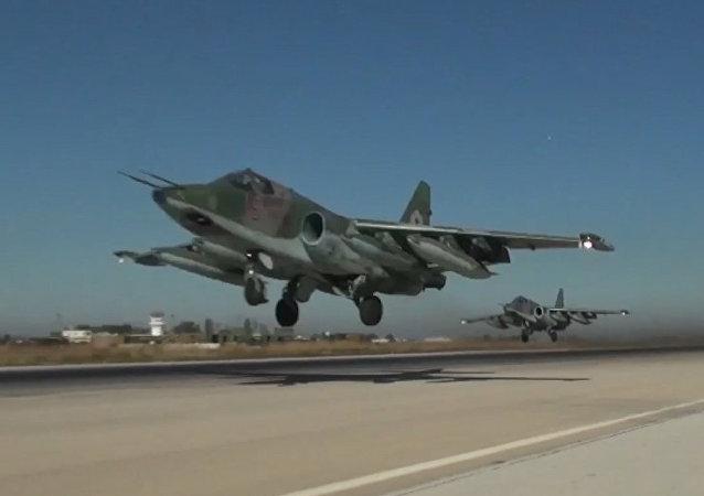 Ruská letadla odlétají ze Sýrie