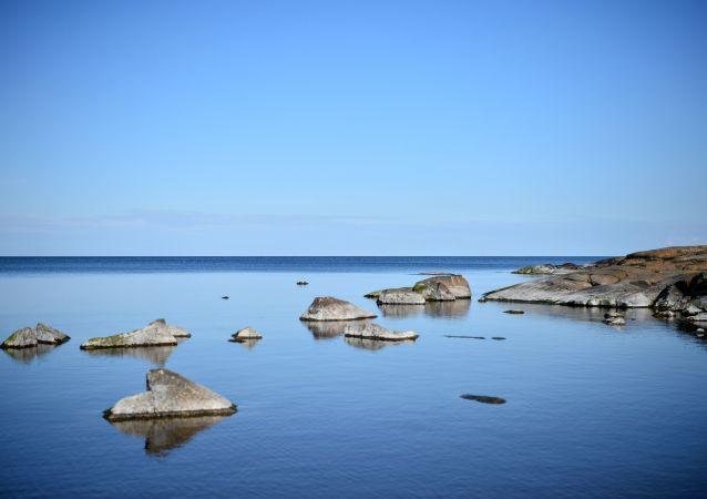 Finský záliv. Ilustrační foto
