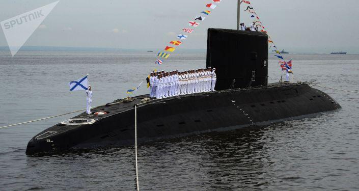 Ponorka Varšavjanka