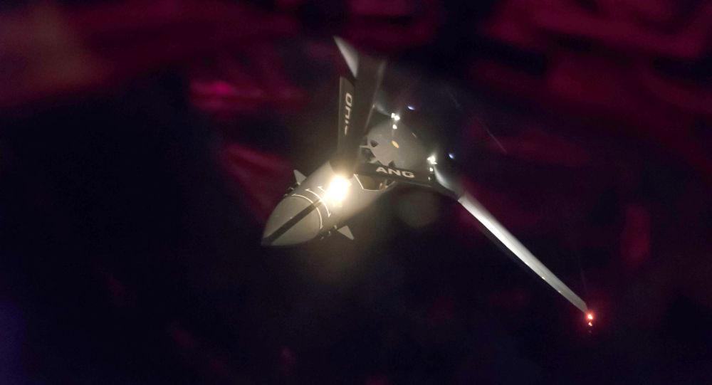 Americký bombardér B-1B