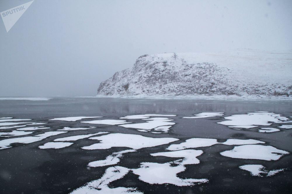 Ostrov Olchon na Bajkalu