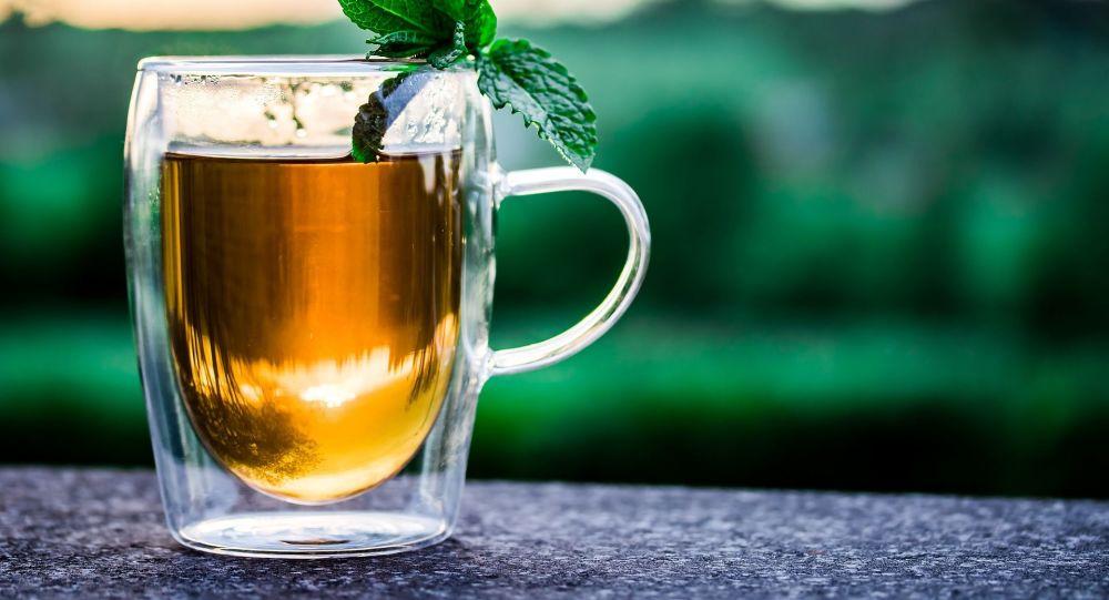 Čaj s mátou