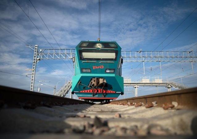 Zahájení železniční dopravy mimo území Ukrajiny