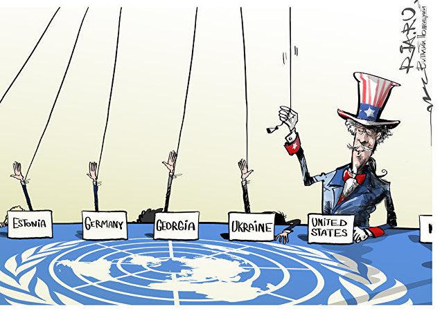Poslušní OSN