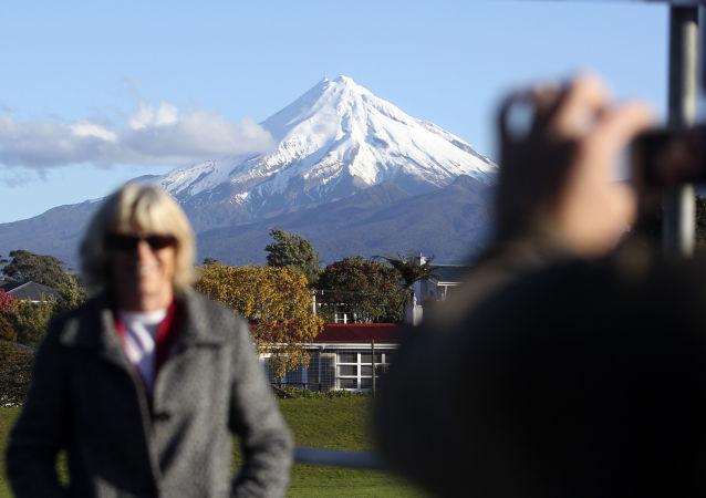 Sopka Taranaki