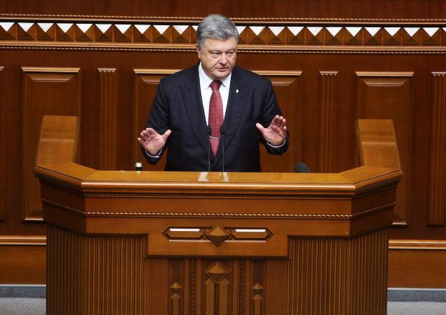 Petro Porošenko. Ilustrační foto