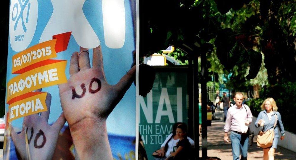 Referendum v Řecku
