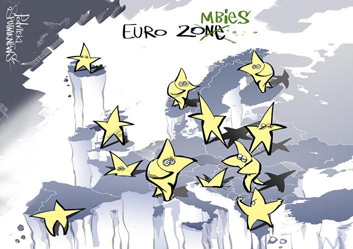 Euro zombie