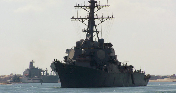 Americká vojenská loď Porter
