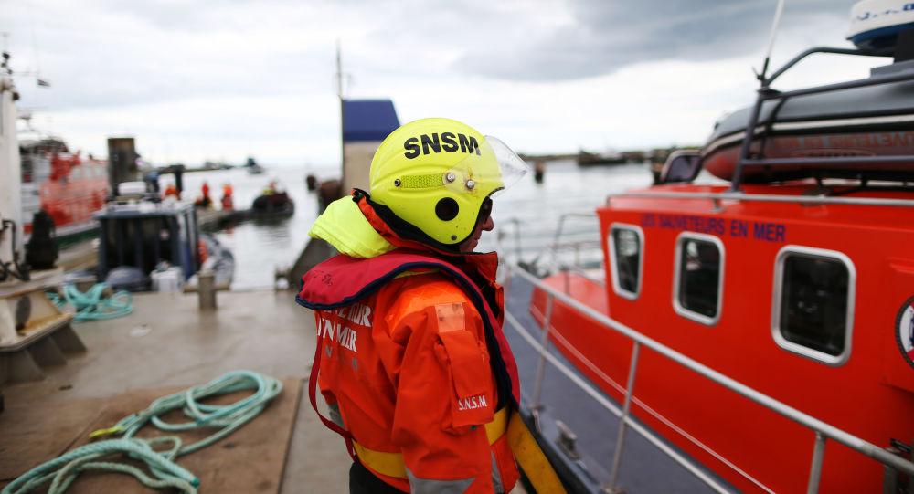 Francouzský záchranář SNSM