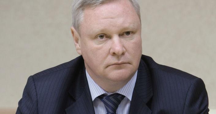 Náměstek ruského ministra zahraničí Vladimir Titov