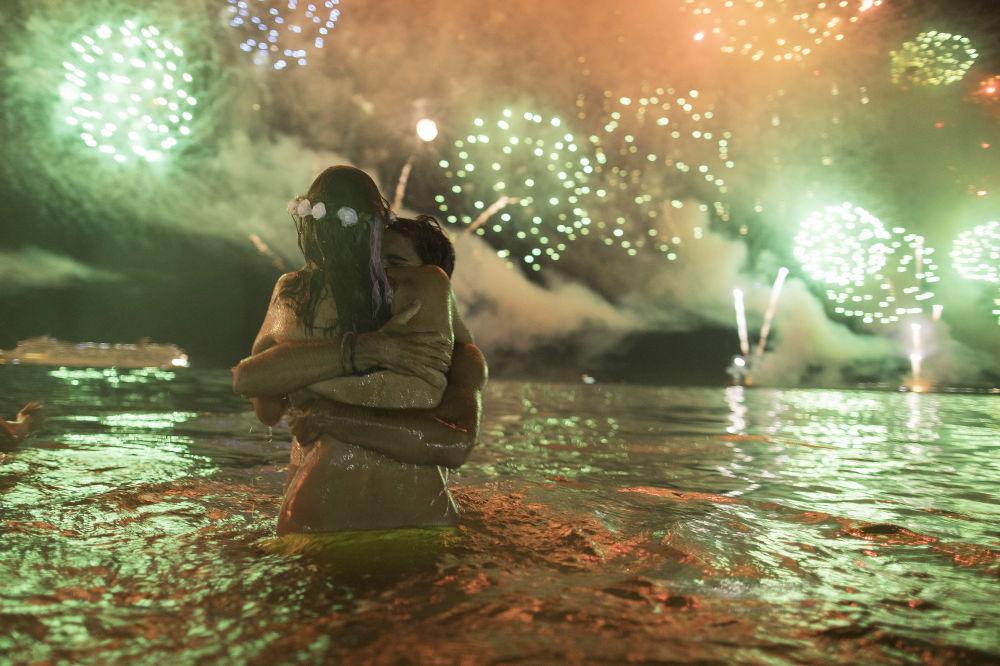 Bylo horko: jak se ve světě slavil příchod roku 2018