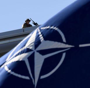 Během summitu NATO v Bruselu