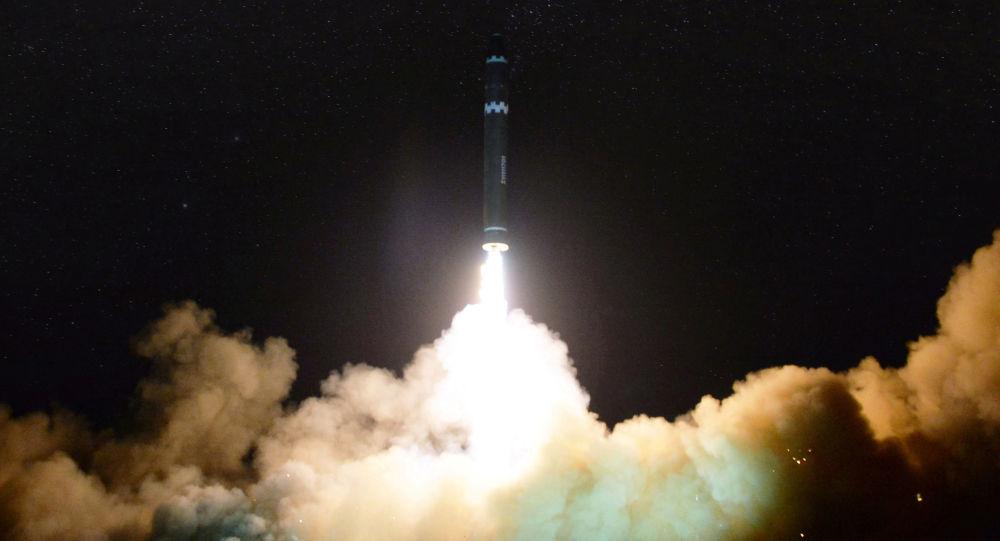 Raketa Hwasong-15