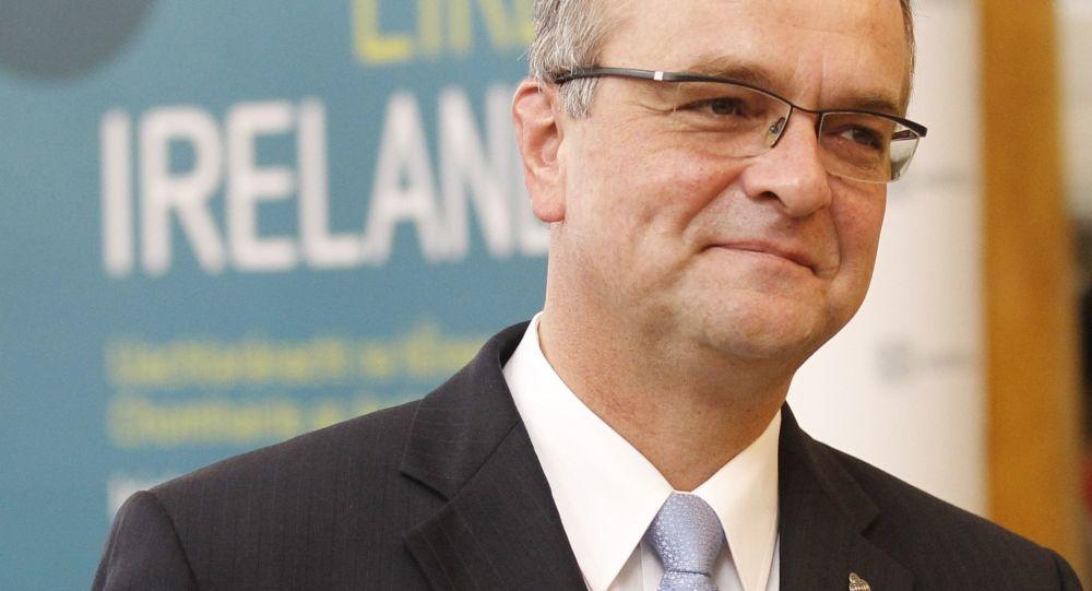 Český politik Miroslav Kalousek