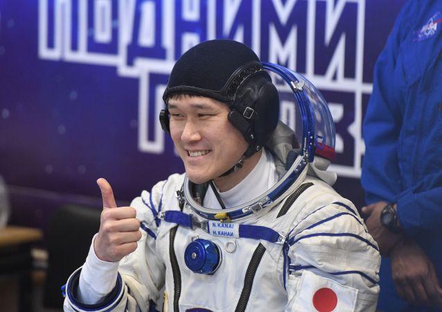 Japonský astronaut Norišige Kanai