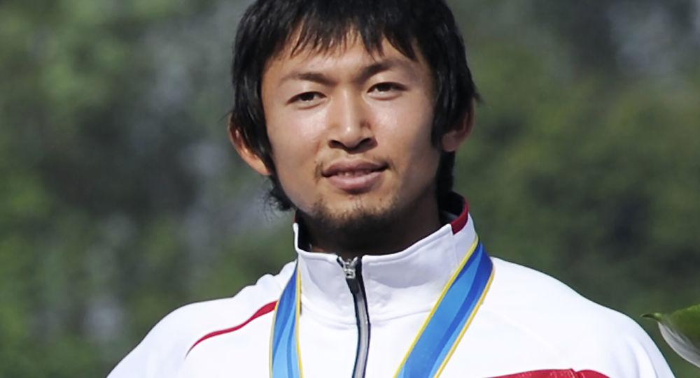 Japonský kanoista Yasuhiro Suzuki