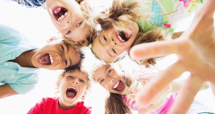 Děti. Ilustrační foto