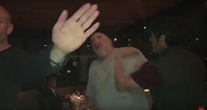 Hollywoodský producent Weinstein dostal pár pohlavků
