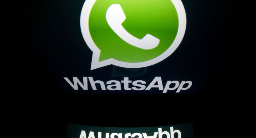 Messenger WhatsApp. Logo