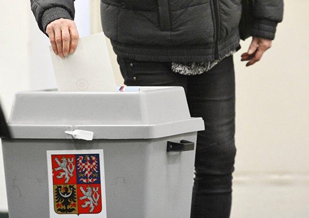 Volby prezidenta v Česku