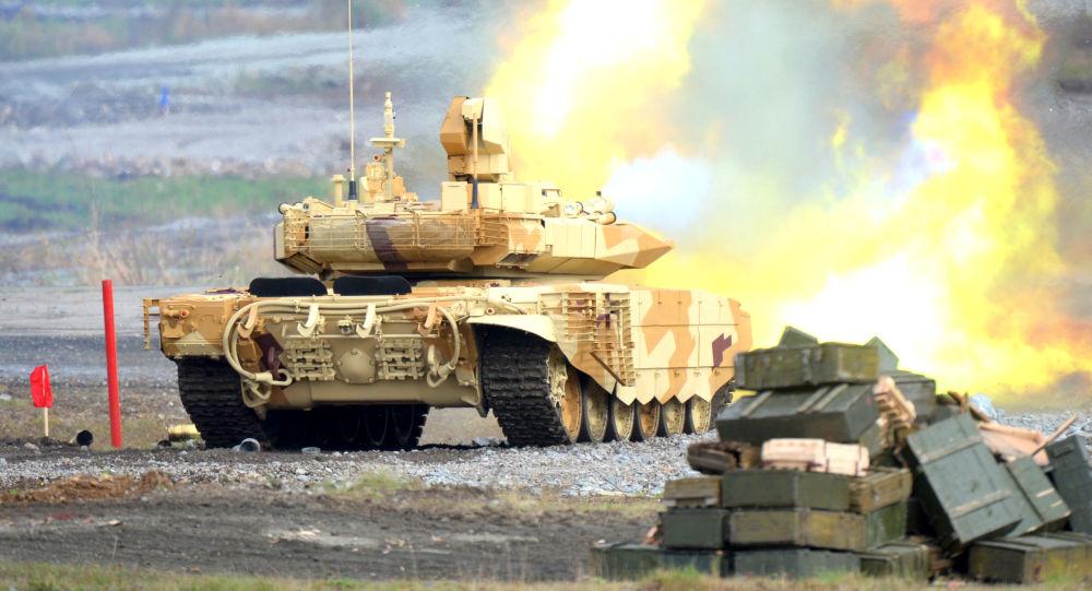 Tank T-90C