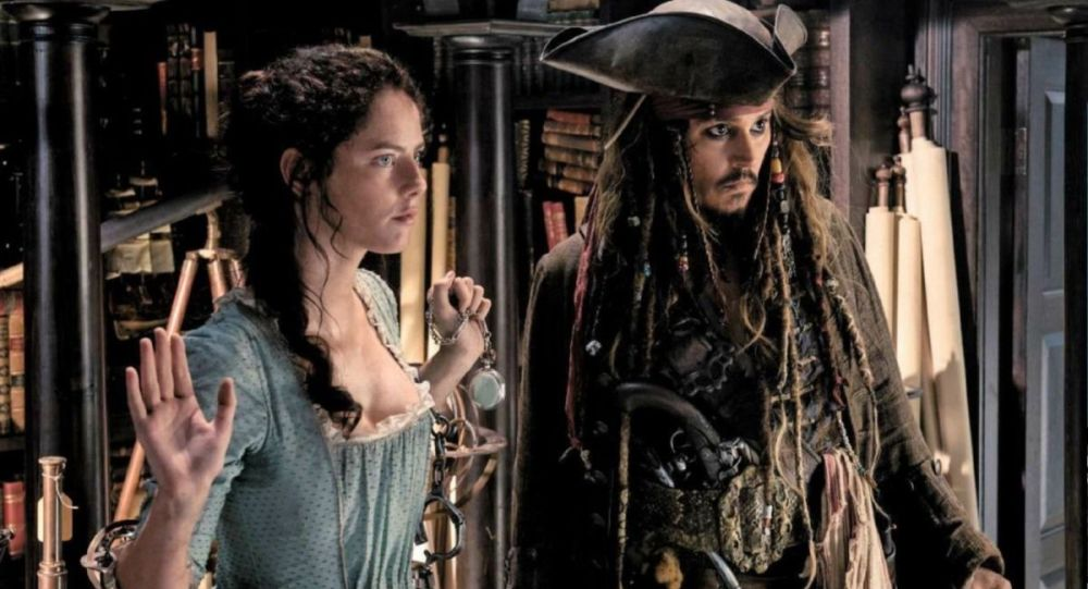 Film Piráti z Karibiku