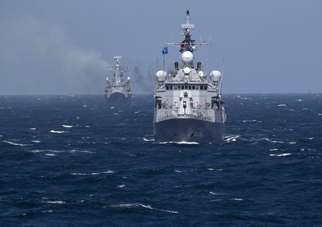 Bitevní lodě NATO