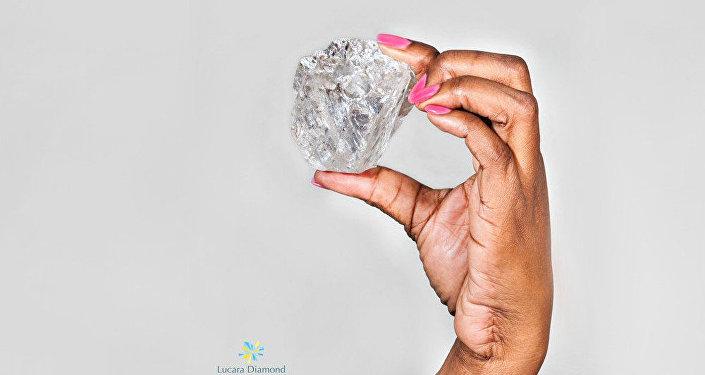Diamant. Ilustrační foto